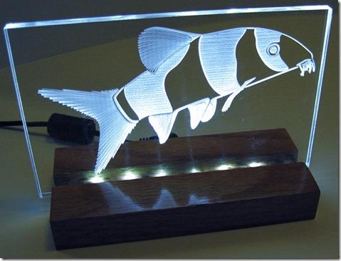 glass laser engraving