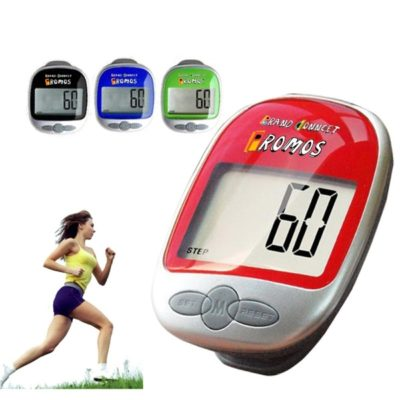 Widescreen Step It Up Pedometer