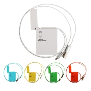 Lighter Design Retractable Charge and Sync Micro USB Cable