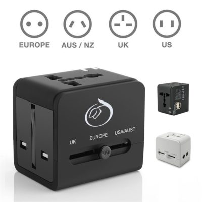 World Wide Travel Charger Adapter Plug