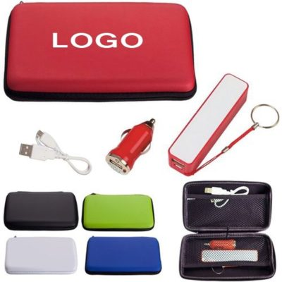 Deluxe Travel Kits With Imprint Logo