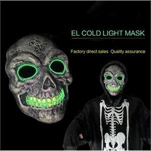 LED Glow Mask