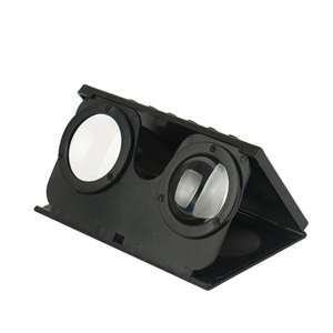 Portable Mini 3D VR Glass with Phone Holder