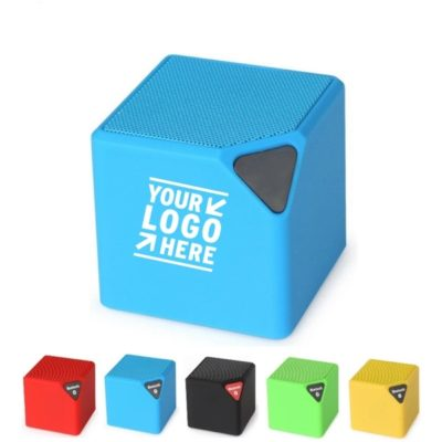 Mini Cube Bluetooth Speaker
