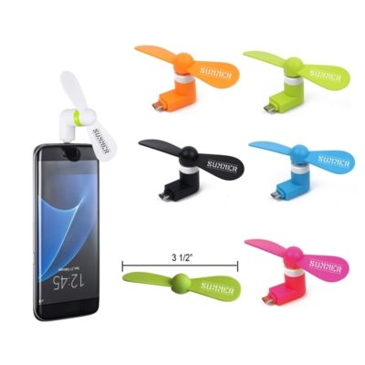 Mini Fan For Android Phone