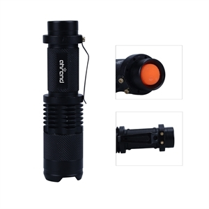 T6 Mini Zoomable Flashlight