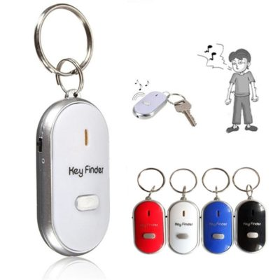 Whistle Key Finder with LED torch